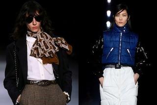 Settimana della Moda di Parigi: Celine ritorna agli anni '70, da Givenchy sfilano le gonne piumino