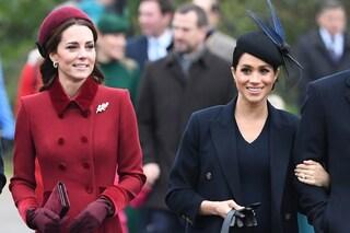 Royal Family: ecco come verranno puniti sui social quelli che offenderanno Kate e Meghan