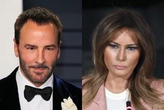 "Tom Ford Vs. Melania Trump, ""E' una escort"": il tweet diventa virale ma è una bufala"
