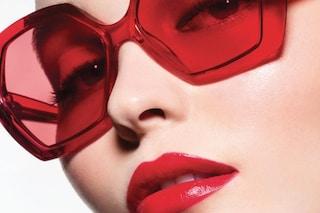 Occhiali e rossetto abbinati: la nuova tendenza della primavera