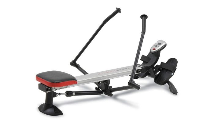 Vogatore idraulico Toorx Rower Compact