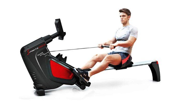 Vogatore magnetico Sportstech RSX500