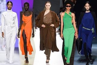 Arancio e blu elettrico, i colori di moda in Primavera/Estate 2019 e come abbinarli nel modo giusto