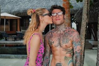 Chiara Ferragni e Fedez partono per la Polinesia ma lasciano Leone a casa: ecco perché