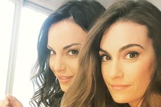 Una sexy, l'altra casual: Francesca e Fabrizia De André, le sorelle dallo stile opposto al GF 16