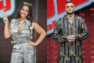 "The Voice: Gué Pequeno col pigiama, Elettra Lamborghini in versione ""serpente"""
