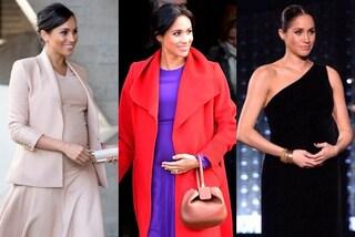Meghan Markle, il guardaroba premaman della principessa vale oltre 50mila euro