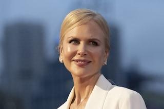 Nicole Kidman irriconoscibile con il nuovo look: l'attrice passa ai capelli cortissimi