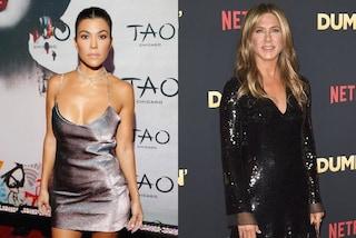 La Kardashian dimagrisce con caffè e burro, la Aniston con la pasta: le diete più strane delle star