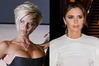 Victoria Bechkam compie 45 anni: l'ex Spice ieri oggi, ecco la trasformazione