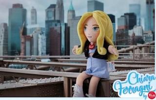 Arriva su Amazon la bambola di Chiara Ferragni contro il cyberbullismo