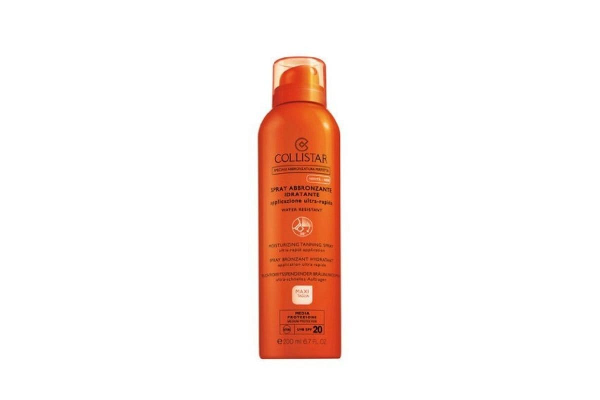 Collistar Spray Abbronzante Idratante SPF 20