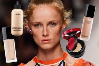 Fondotinta effetto seconda pelle: il make up viso dell'estate è leggero e impalpabile