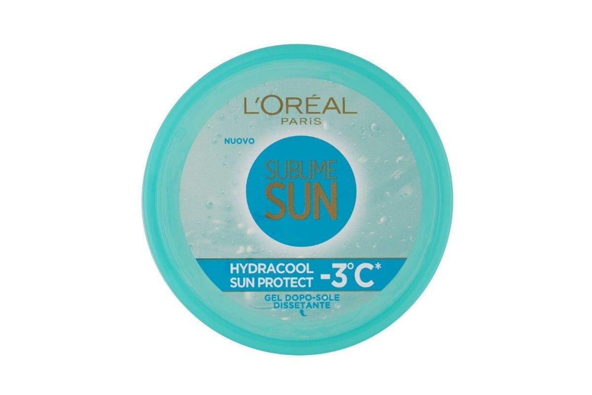 Gel doposole dissetante L'Oréal Paris Sublime Sun