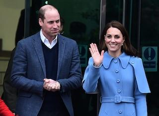 Ecco perché William e Kate hanno fatto visita ad Archie senza i loro figli