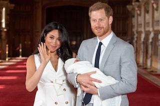 Il Royal Baby come George: Archie, il nome del figlio di Harry e Meghan, è il soprannome del principe