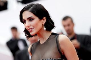 Rocio Munoz Morales cambia look a Cannes: nuovo taglio di capelli per la modella