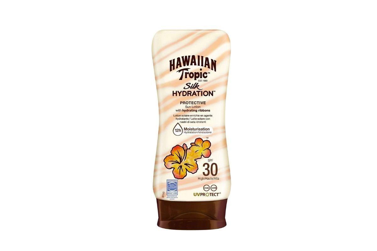 Lozione protettiva SPF 30 Hawaiian Tropic Silk Hydratation