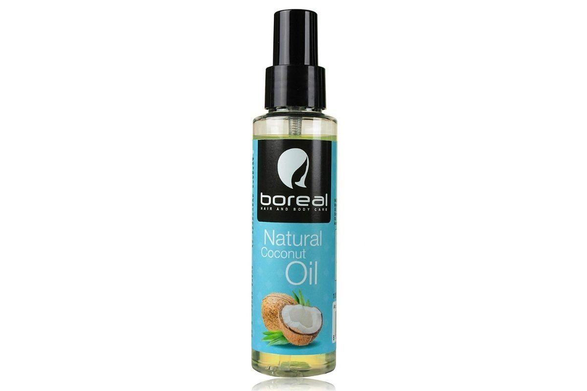 Olio di cocco spray Boreal