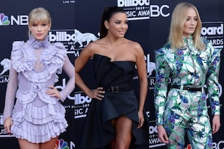 Billboard Music Awards 2019, da Sophie Turner a Eva Longoria: rouches e tute spaziali sul red carpet