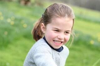 Charlotte, l'unica femminuccia tra i royal babies dopo la nascita di Archie: è lei la leader