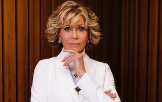 Stile anche in palestra per le donne mature: Jane Fonda a 81 anni lancia una linea sportiva per donne over 50