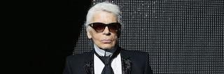 Pitti uomo 2019: l' omaggio allo stilista tedesco Karl Lagerfeld