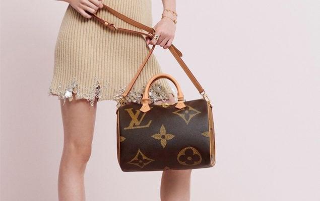 f95c12db8d Per la Primavera/Estate 2019 il noto brand parigino Louis Vuitton ha creato  la collezione Monogram Giant, la sua particolarità sta nel fatto che è ...