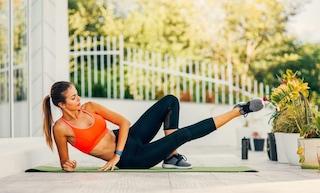 Come rassodare l'interno coscia: 6 esercizi da eseguire a casa