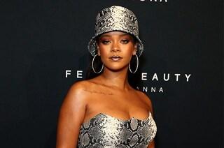 Rihanna stilista di un brand lusso del gruppo LVMH: Fenty diventa un marchio di moda