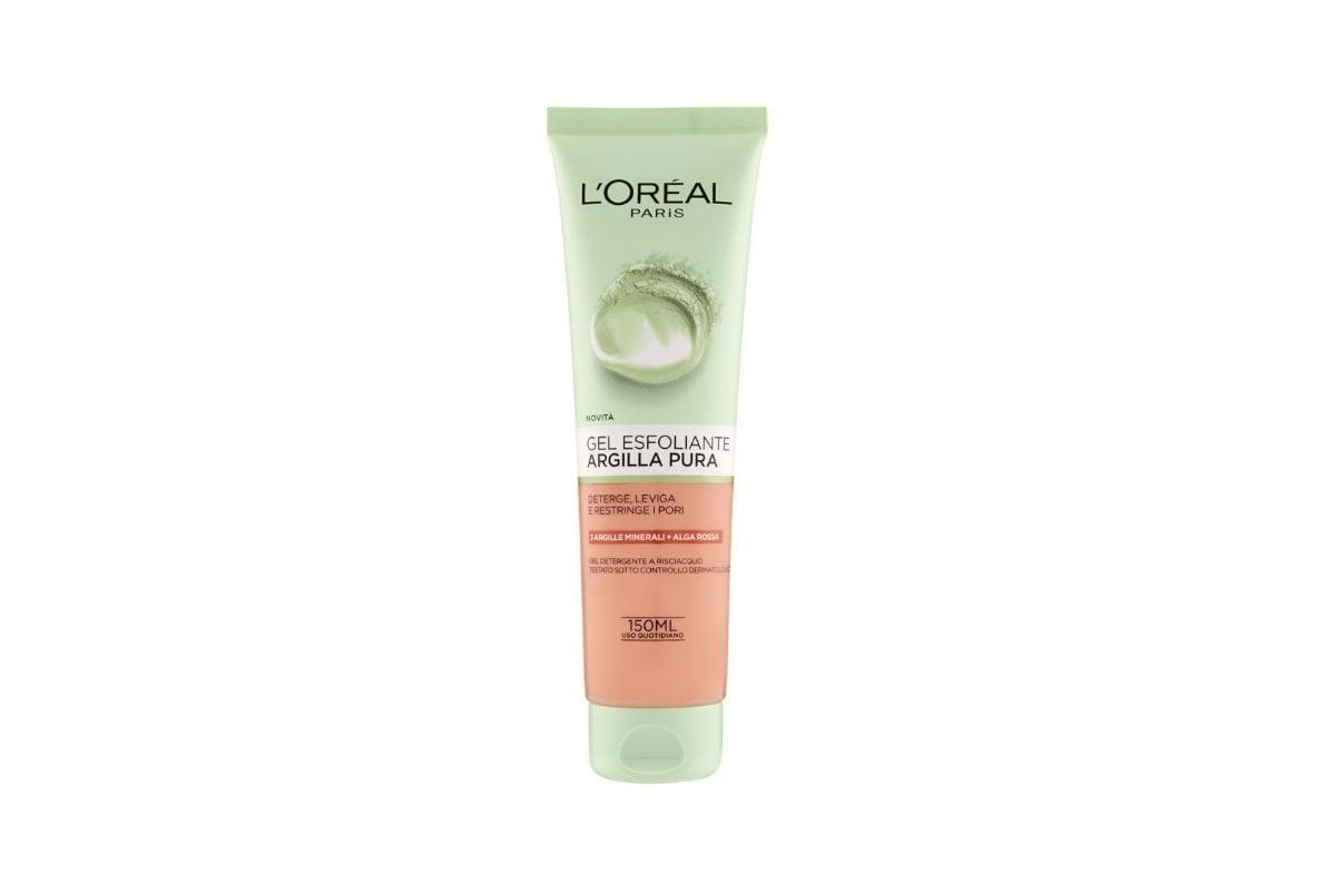 L'Oréal Paris Gel Esfoliante Argilla Pura