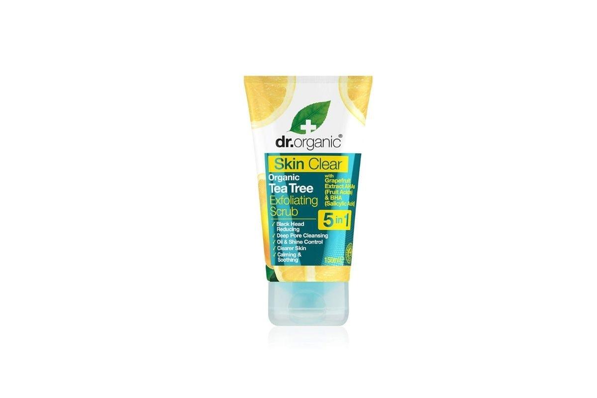 Organic Skin Clear Exfoliating Scrub pelle grassa