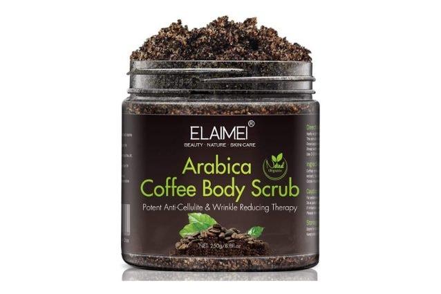 NIFEISHI Coffee Body Scrub