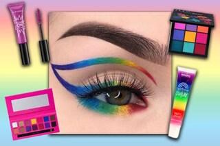 Rainbow make up: il trucco arcobaleno per il mese del Pride