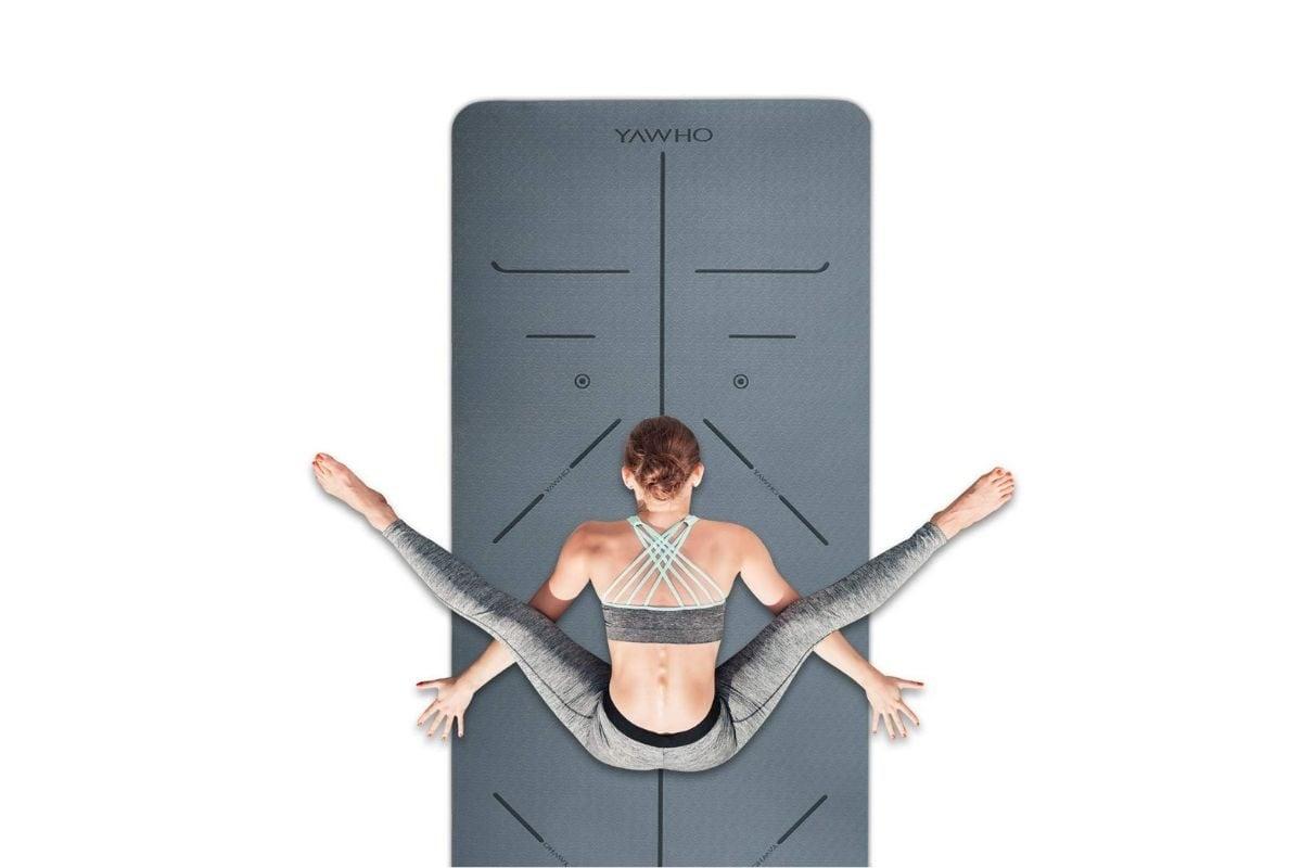 Tappetino per yoga YAWHO