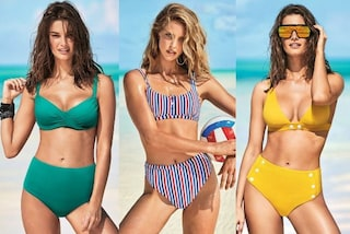 Costumi a vita alta: i modelli di tendenza per l'estate 2019