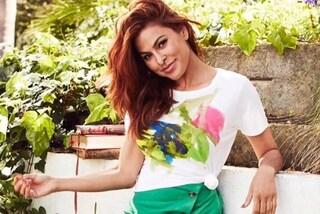 Eva Mendes e la moda inclusiva: stop al cinema, ora l'attrice disegna abiti per tutte le donne