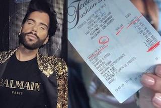 Federico Fashion Style, scontrino da 3mila euro nel salone di Milano: risponde così alle critiche