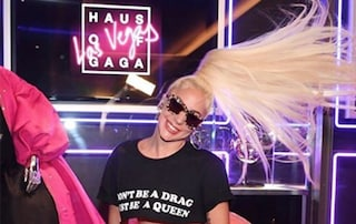 Apre Haus of Gaga, il museo dedicato a Lady Gaga con gli abiti iconici della cantante