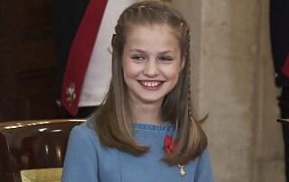 Leonor di Spagna, la piccola principessa che vuole essere una ragazza come tante