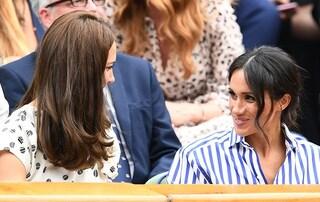 Meghan e Kate sono rivali? La Markle abbandona la fondazione della Middleton