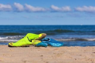 Le migliori scarpe da scoglio da portare al mare nel 2019