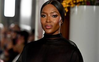 Naomi Campbell simbolo di inclusione nella moda, riceverà il Fashion Icon Award