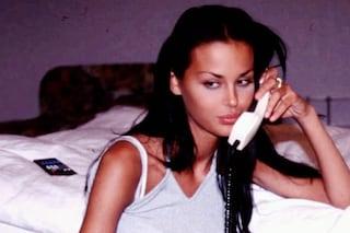 Nina Moric a 18 anni: ecco com'era la modella prima del successo
