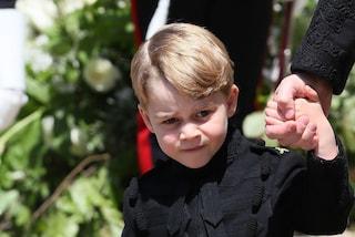 Il piccolo George è un principe gentile: ecco il gesto che ha commosso William e Kate