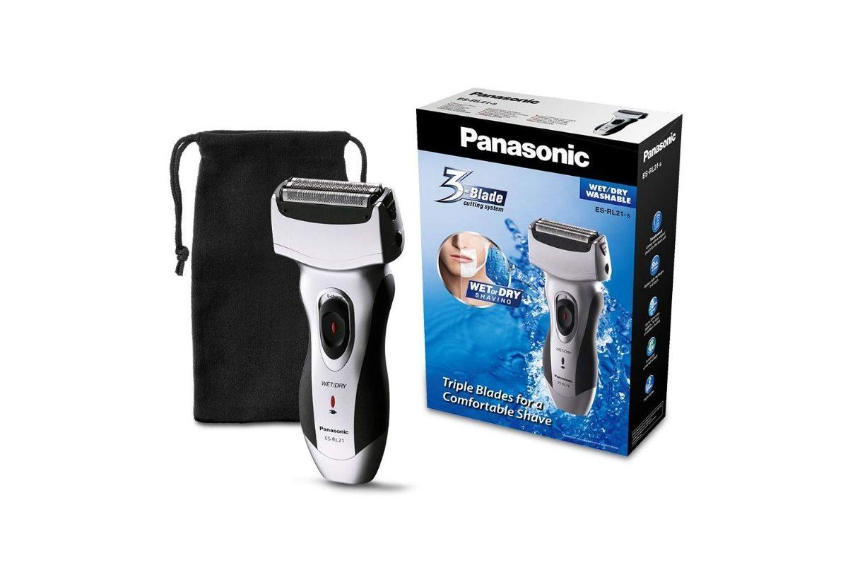 rasoio elettrico Panasonic ES-RL21-S503 Wet&Dry