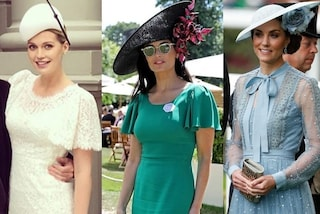 Royal Ascot senza Meghan Markle: è sfida di stile tra Demi Moore e Kitty Spencer