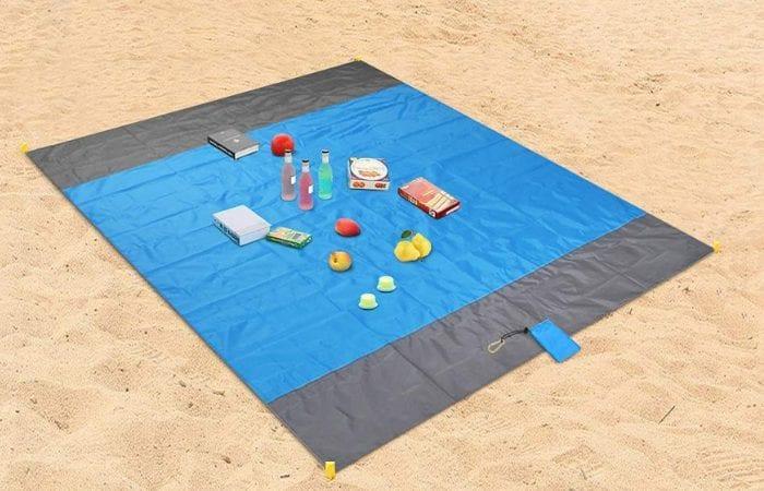 Telo Mare Teli Mare Panno Asciugamano Leggero Assorbente Asciugatura Rapida Oversize Asciugamano Quick Dry Asciugamano da Spiaggia da Viaggio in Microfibra 160*80 cm Coperta da Spiaggia