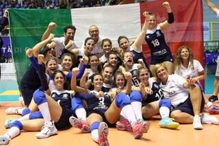 L'Italia vince gli Europei di volley, la nazionale femminile sorde è simbolo di sport senza barriere