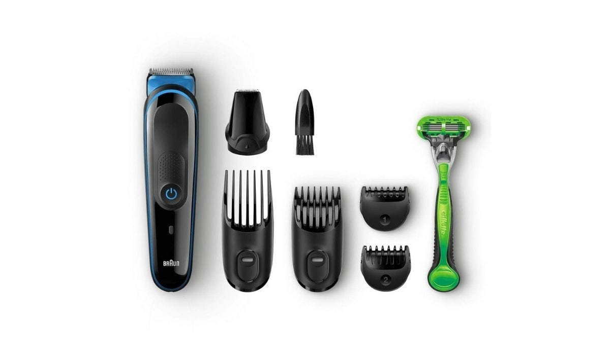 Braun MultiGrooming Kit MGK3040